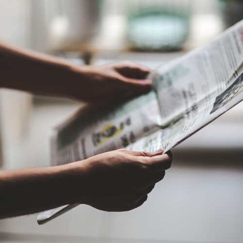 Using research to generate headlines