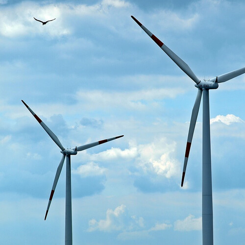 More say on wind turbines