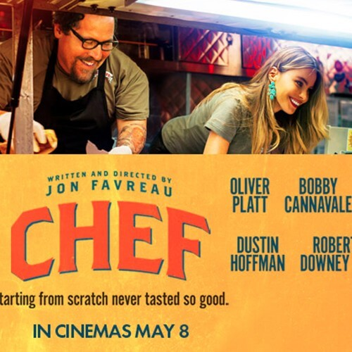 6 things we learnt about social media from the movie Chef