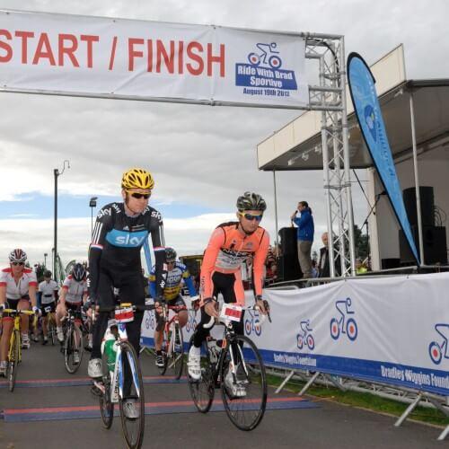 Pelican helps to pedal Bradley Wiggins Foundation