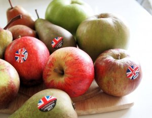 English apples & pears