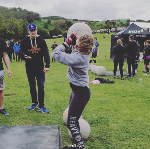 Outdoor experts' diary: How a sports-phobe came to compete in an extreme fitness event in the Lake District.