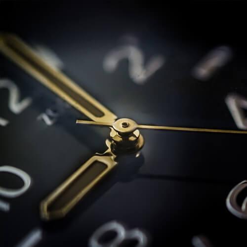 Mixed feelings for clock change