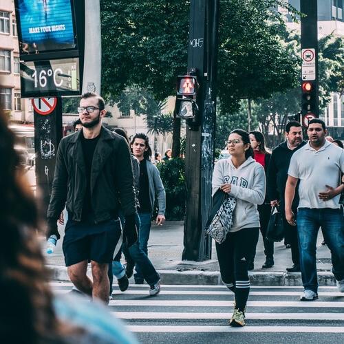 Retailers face faltering high street footfall