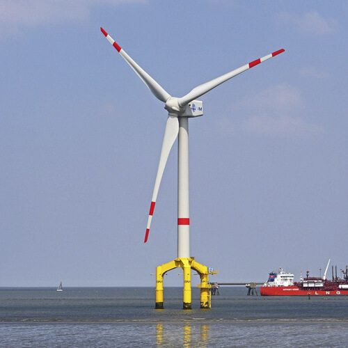 Wind energy's vital role