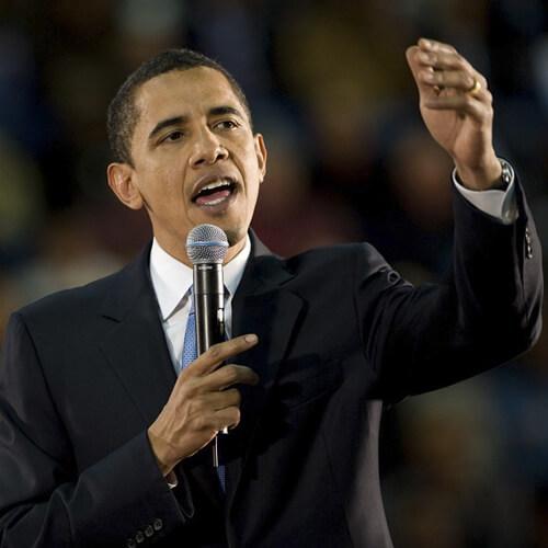 Obama's top 10