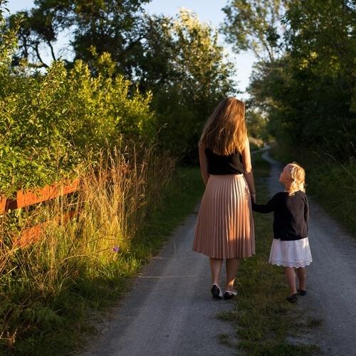 Walking to prosperity