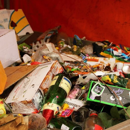 Progress on packaging waste sent to landfill