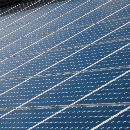 Bright news for solar panels