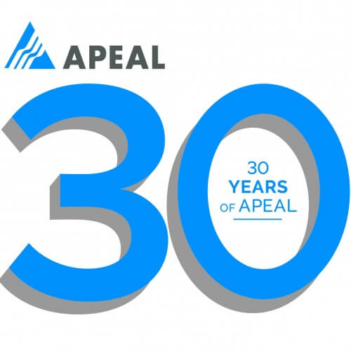 Campaign learnings – APEAL 30th anniversary