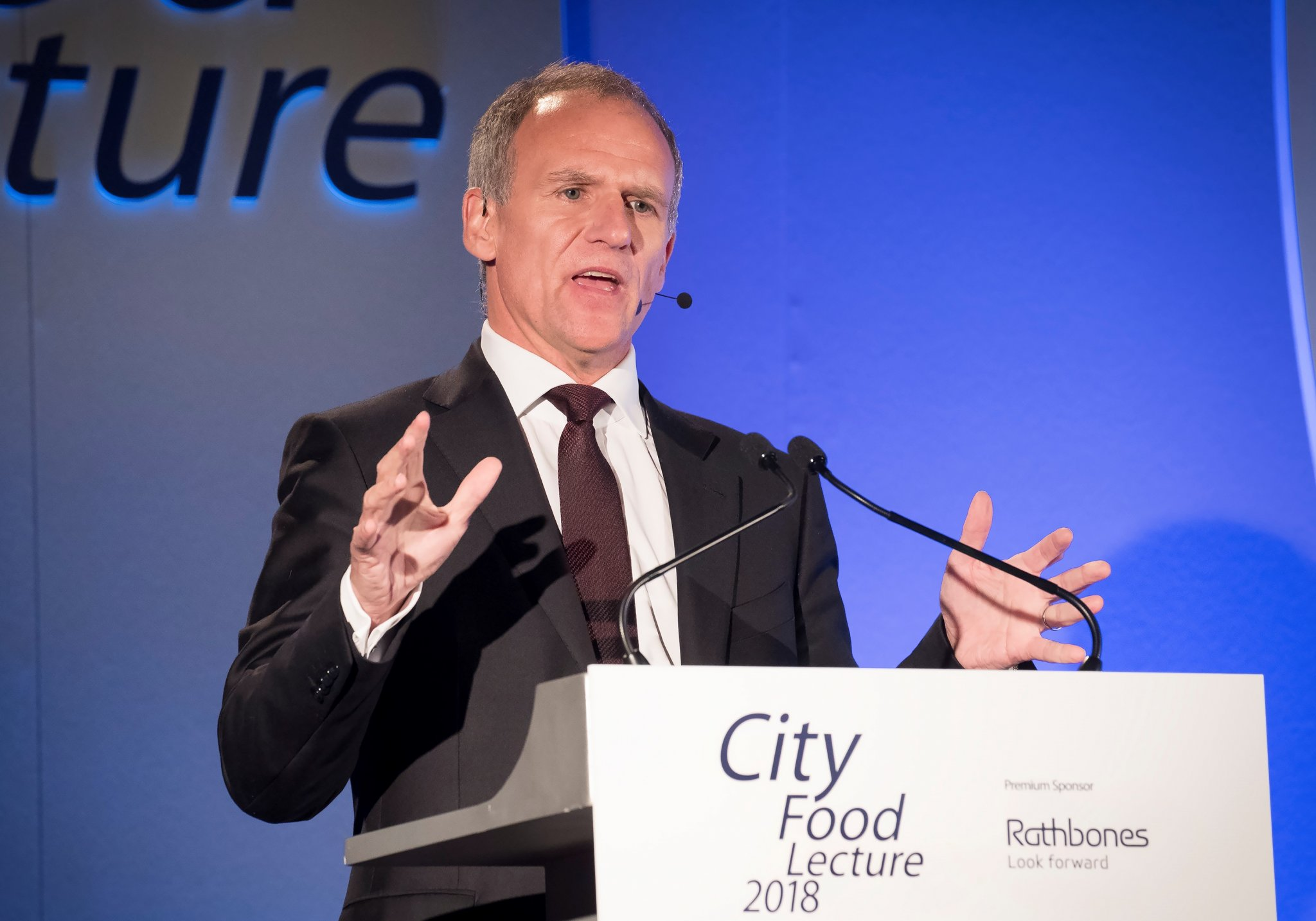 Dave Lewis, Tesco CEO