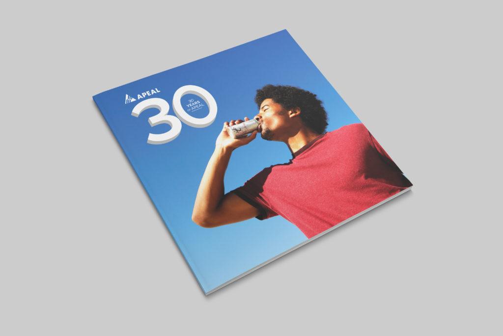 APEAL 30 Years Brochure Mock-up