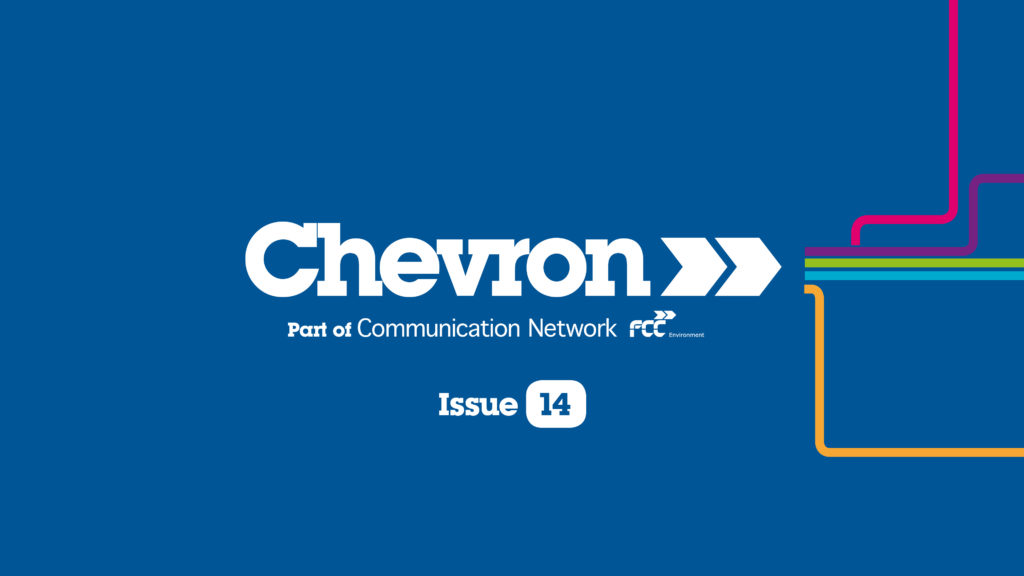 Chevron Newsletter Cover Issue 14 May 2015