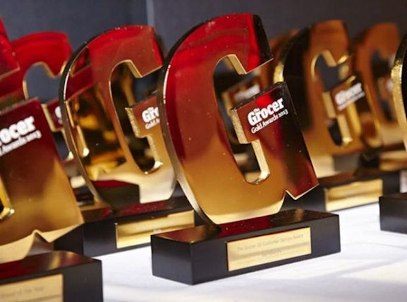 Grocer Gold Trophies