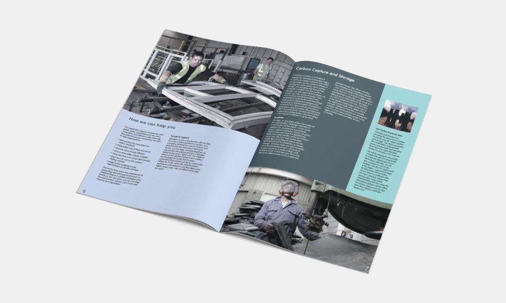 Carbon Capture Brochure Mock-up