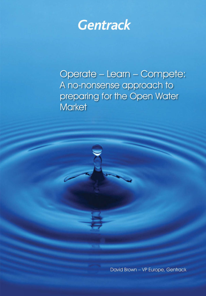 Gentrack Operate-Learn-Compete Banner