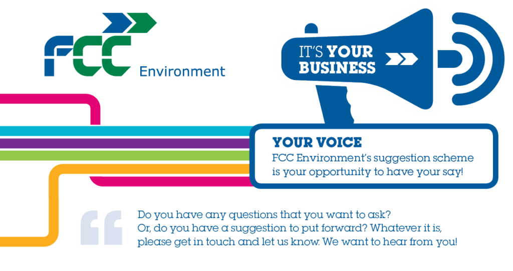 FCC Environment Your Voice Brochure