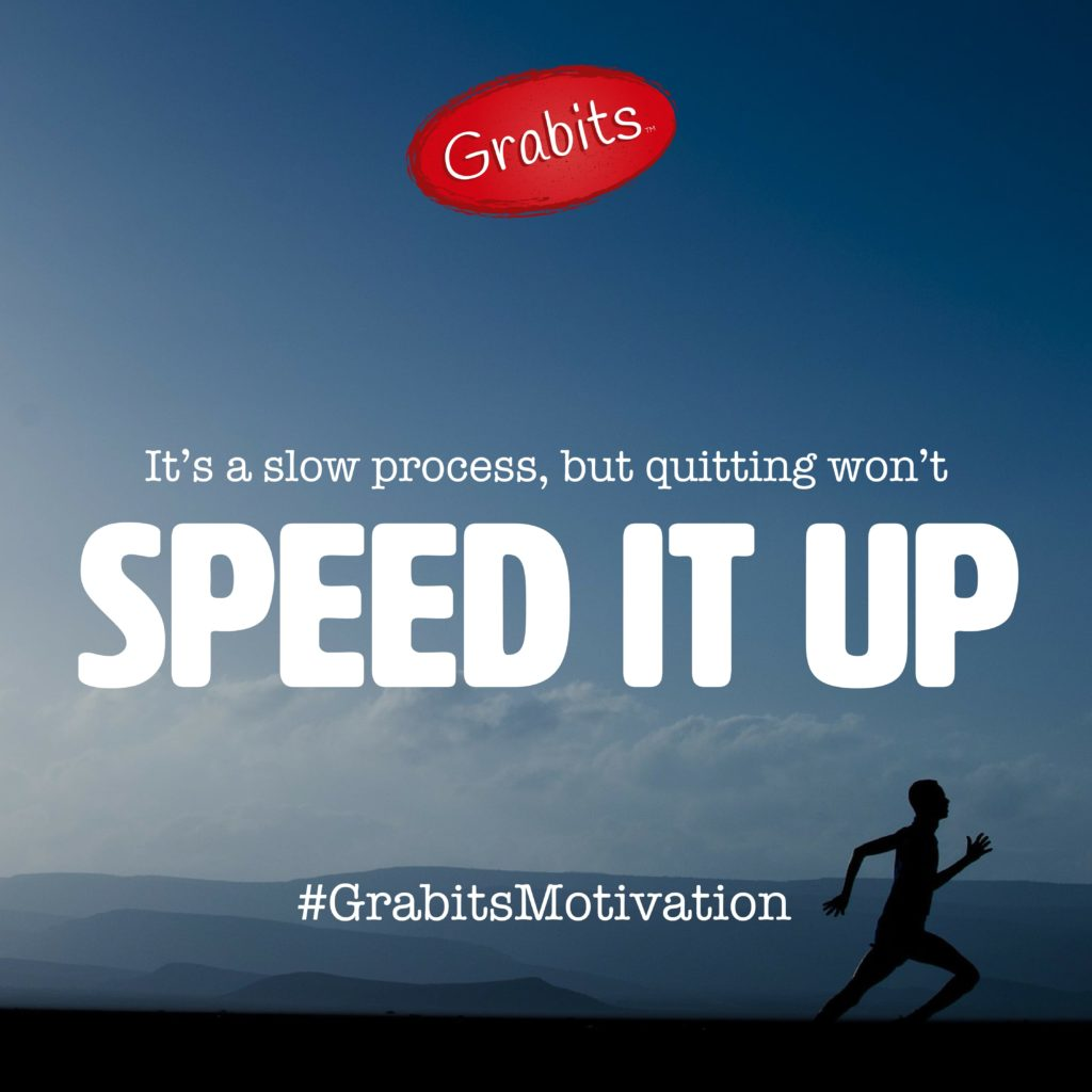 Grabits Speed It Up Banner