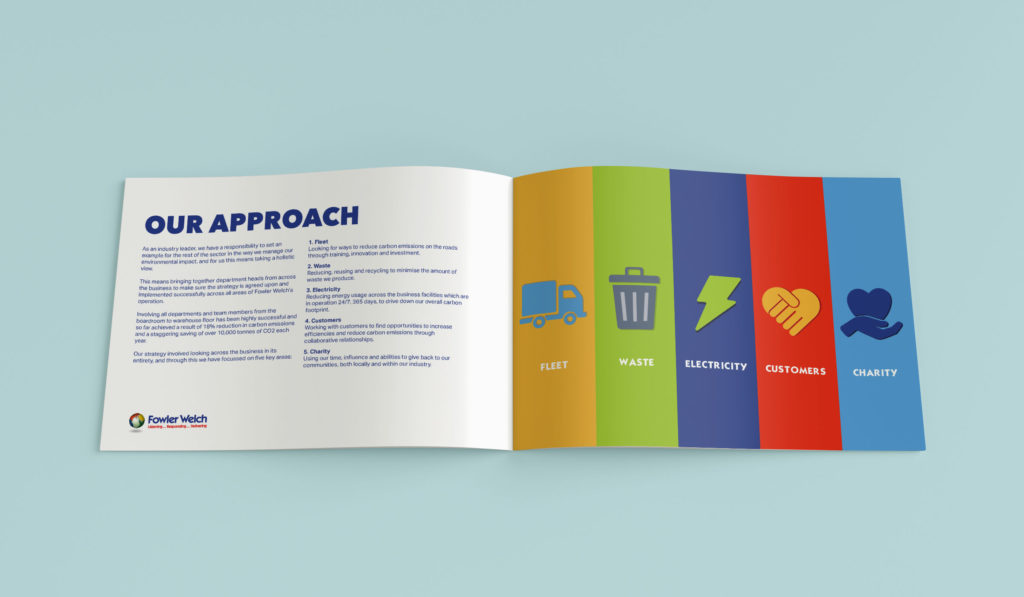 CSR report for Fowler Welch by Pelican Communications