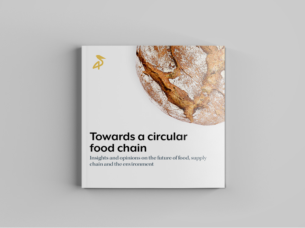 Towards a circular food chain report
