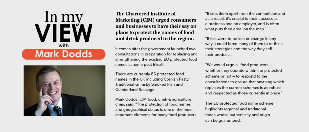 In My View December 18th Mark Dodds Issue