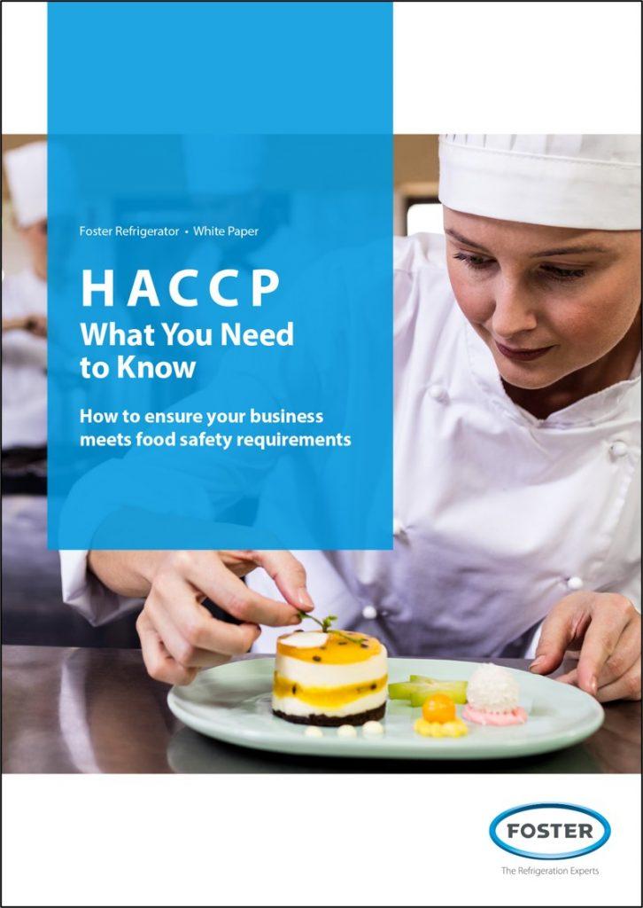 Foster HACCP Whitepaper