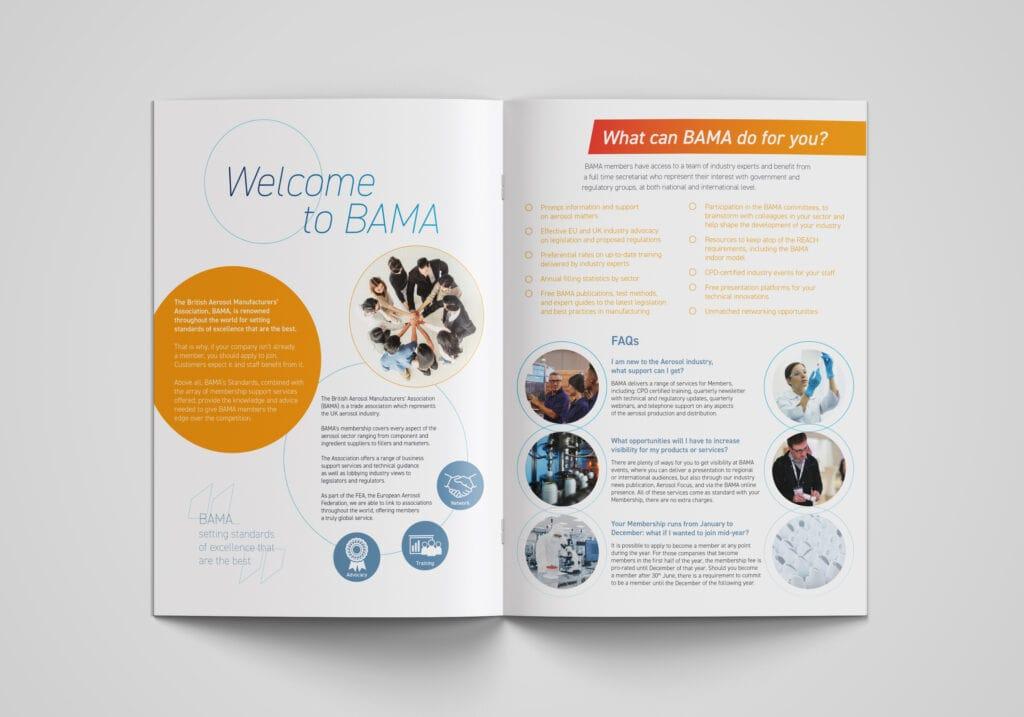 BAMA Brochure Mock Up