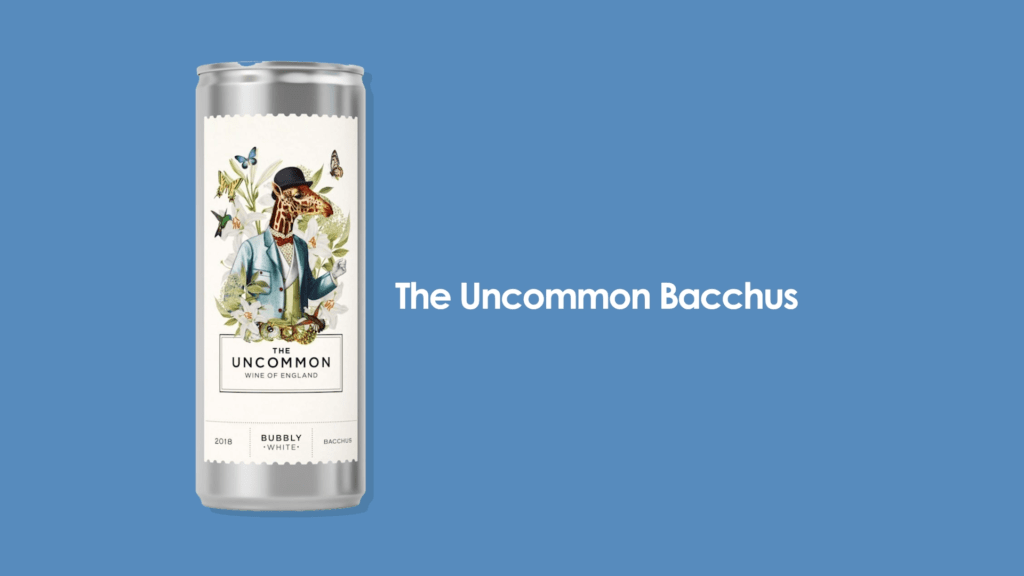 A Can Of Uncommon Wine