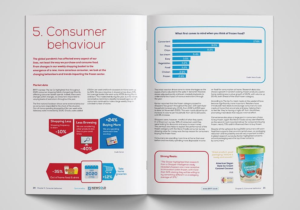 A Consumer Brochure Mock Up