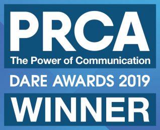 Award-winng PR